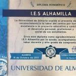 Diploma al Centro