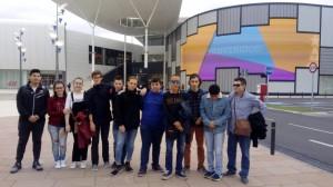 FPB Alhamilla en CC Torrecardenas
